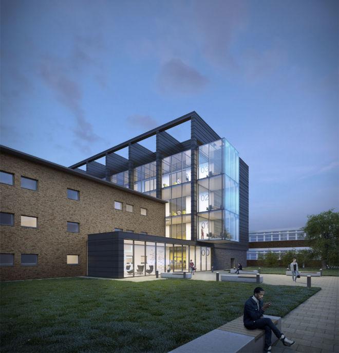 Keele University Central Science Laboratory
