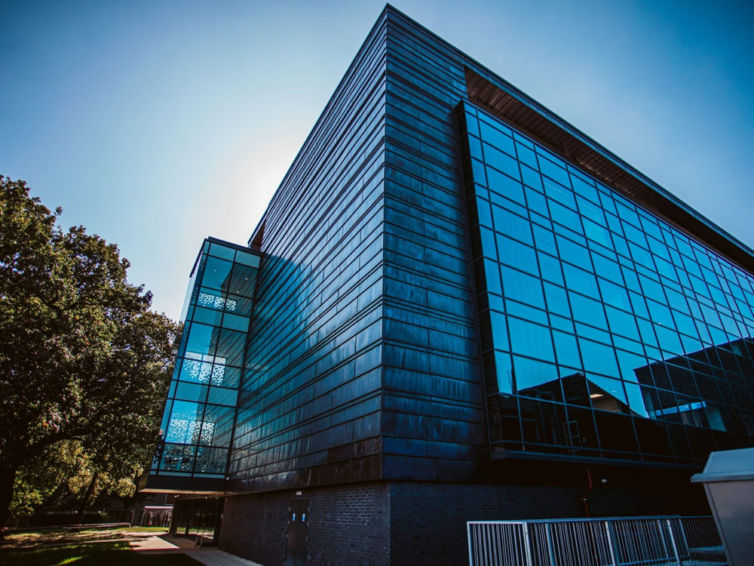 Keele University Central Science Laboratory