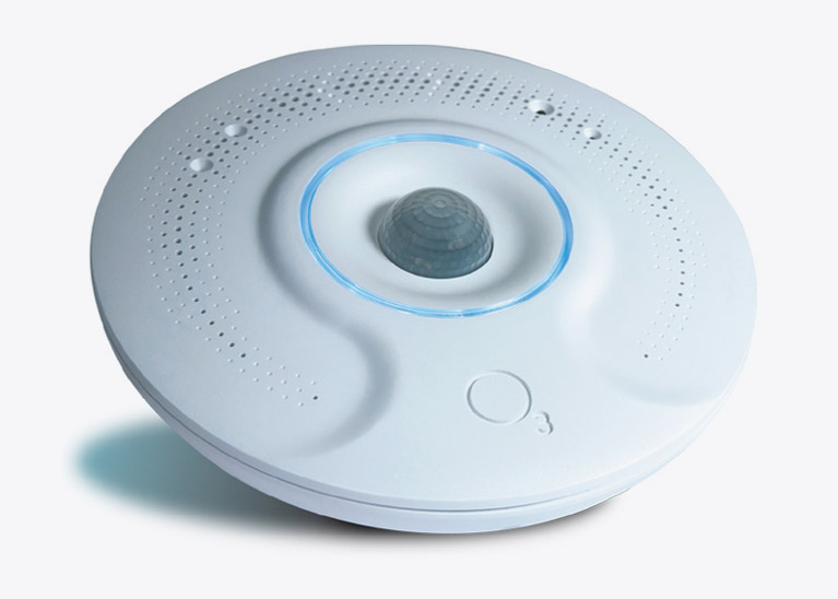 Smart Room Control - O3 Sensor Hub 2.0